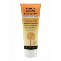 Plantlife Body Lotion -Vanilla Orange 8 oz Photo