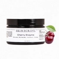Skin Script Cherry Enzyme Photo