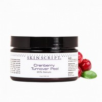 Skin Script Cranberry Turnover Peel Photo