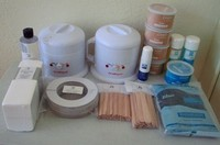 Cirepil Waxing Package with 2 Melting Pots Photo