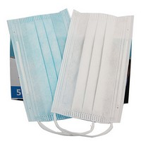 Disposable Ear-loops Face Mask  50 Pack Photo
