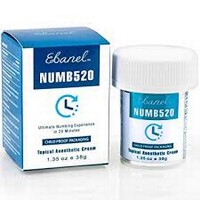 Ebanel Numb 520 (Anesthetic Cream) 1.38 oz Photo