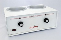 Equipro Double Wax Warmer Photo