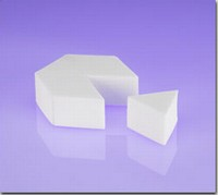 Hexagon latex free wedges 30/pk Photo
