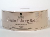 "Muslin Waxing Rolls 2.5"" x 100 yds Photo"