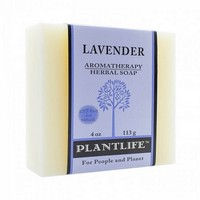 Plantlife Lavender Soap - 4oz Photo