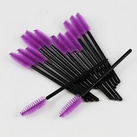 PremierLash Full Head Mascara Wands Purple - 25 pa Photo