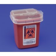 Sharps Disposal Boxes 1 qt. Photo