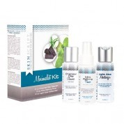 Skin Script Minimalist Kit - 2 oz Cleanser, 2 oz M Photo